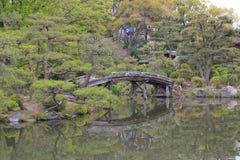 jardim do en do shosei em japão fotos de stock