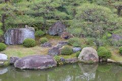 jardim do en do shosei em jap?o fotografia de stock royalty free