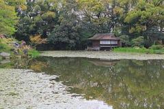 jardim do en do shosei em jap?o imagens de stock royalty free