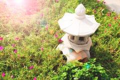 Jardim do estilo japonês Fotos de Stock Royalty Free