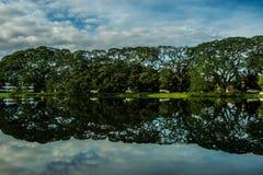 Jardim do lago Taiping Fotos de Stock Royalty Free