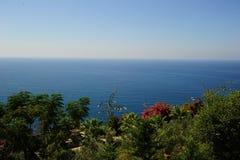 Jardim do mar do céu Fotografia de Stock Royalty Free