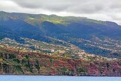 Jardim do Mar, Madeira Royalty Free Stock Photography