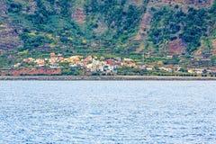 Jardim do Mar, Madeira Royalty Free Stock Photo