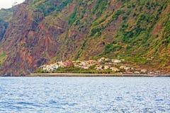 Jardim do Mar, Madeira Royalty Free Stock Photos