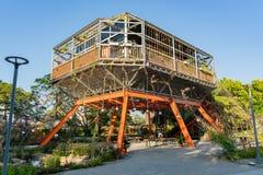 Jardim do mundo do mundo Flora Exposition de Taichung fotografia de stock