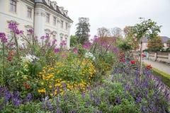 Jardim do palácio de Ludwigsburg, Alemanha Imagens de Stock