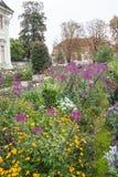 Jardim do palácio de Ludwigsburg, Alemanha Fotos de Stock
