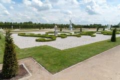 Jardim do projeto Fotografia de Stock