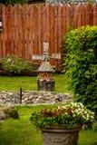 Jardim do quintal Imagem de Stock