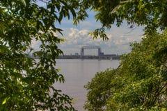 Jardim do ` s de Duluth no verão Fotografia de Stock Royalty Free