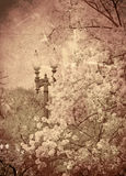 Jardim do vintage Fotos de Stock