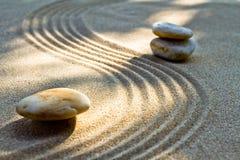 Jardim do zen Imagem de Stock