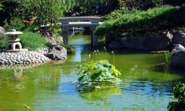 Jardim do zen Fotos de Stock Royalty Free
