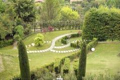 Jardim do zen fotografia de stock royalty free