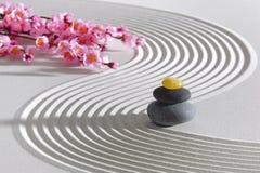 Jardim do zen de Japão Imagens de Stock