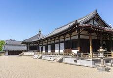 Jardim do zen de Shitennoji Imagem de Stock