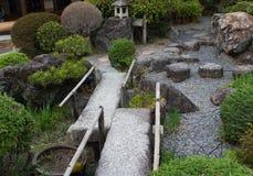 Jardim do zen em Kyoto Imagem de Stock Royalty Free