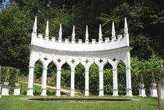 Jardim dos rococós de Painswick Fotos de Stock