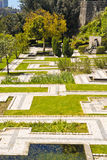 Jardim dos Sentimentos (Garden of Feelings) in Porto Royalty Free Stock Photo