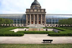 Jardim em Munich Fotografia de Stock Royalty Free