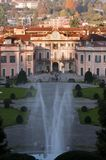Jardim em Varese Imagens de Stock Royalty Free