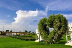 Jardim encantador Fotos de Stock Royalty Free
