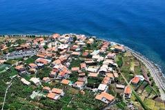 Jardim estropea en la isla de Madeira Fotografía de archivo