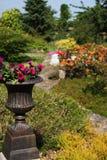 Jardim extravagante Fotografia de Stock Royalty Free