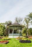 Jardim extravagante do miradouro em público Foto de Stock Royalty Free