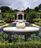Jardim formal fotografia de stock royalty free