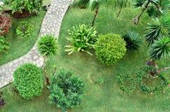 Jardim formal Fotos de Stock Royalty Free