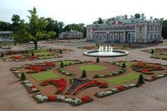 Jardim geométrico Fotos de Stock