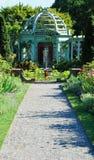 Jardim Grecian Imagens de Stock