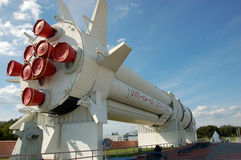 Jardim histórico de Rocket imagens de stock royalty free