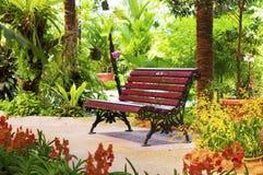 Jardim Home Fotos de Stock Royalty Free