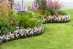 Jardim Home Foto de Stock Royalty Free