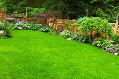 Jardim Home Imagem de Stock