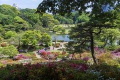 Jardim ideal Imagens de Stock
