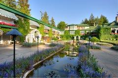 Jardim italiano Imagem de Stock Royalty Free
