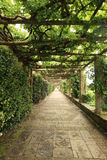 Jardim italiano Foto de Stock