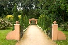 Jardim italiano Imagens de Stock