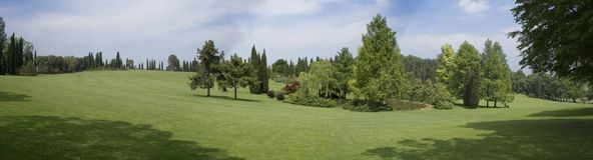 Jardim italiano foto de stock royalty free
