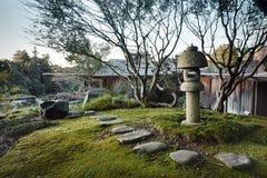 Jardim japonês Imagens de Stock