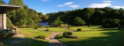 Jardim japonês Fotos de Stock