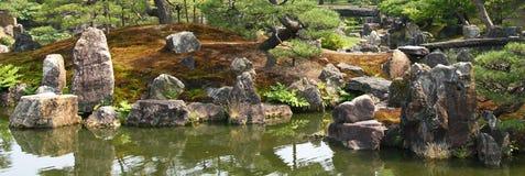Jardim japonês Imagens de Stock Royalty Free