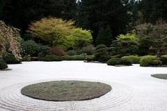 Jardim japonês Fotografia de Stock