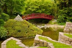 Jardim japon Imagens de Stock