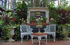 Jardim luxúria Imagens de Stock
