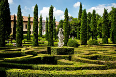 Jardim maravilhoso de Giusti Imagens de Stock Royalty Free